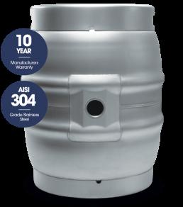 18 Gallon Cask